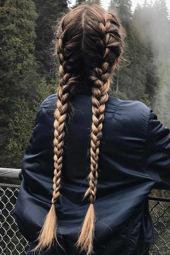 17 French Braid Hairstyles