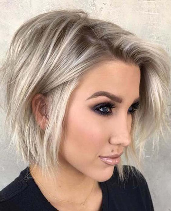 19 Messy Bob Hairstyles