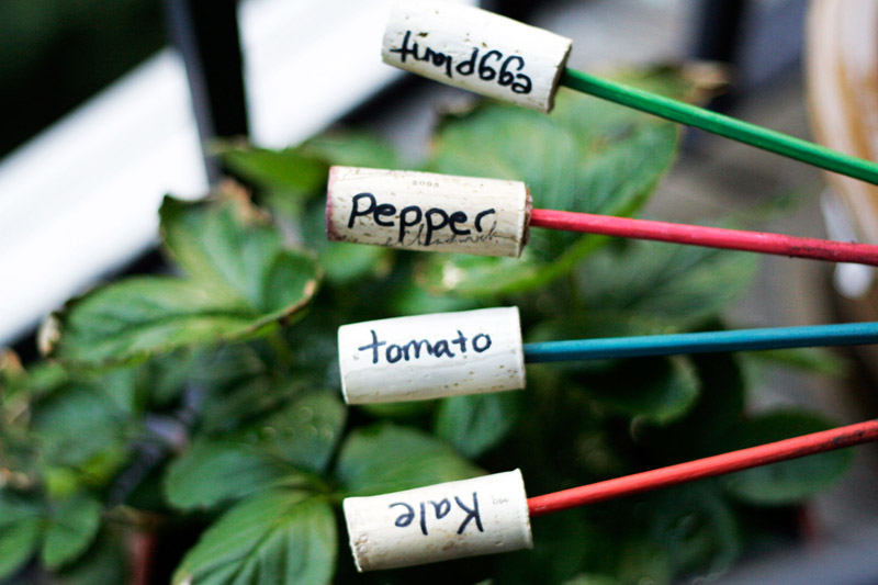 2 Plant Markers for you Garden