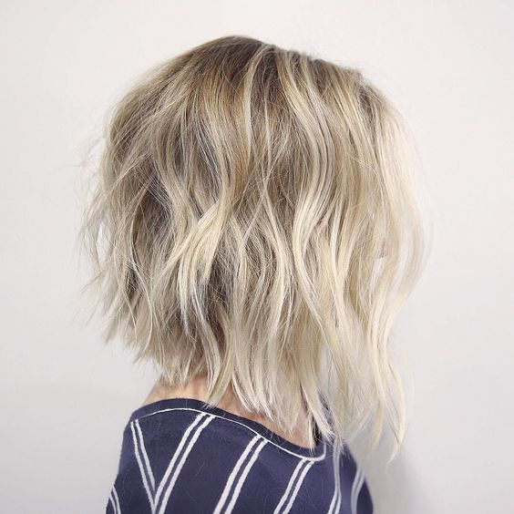 20 Messy Bob Hairstyles