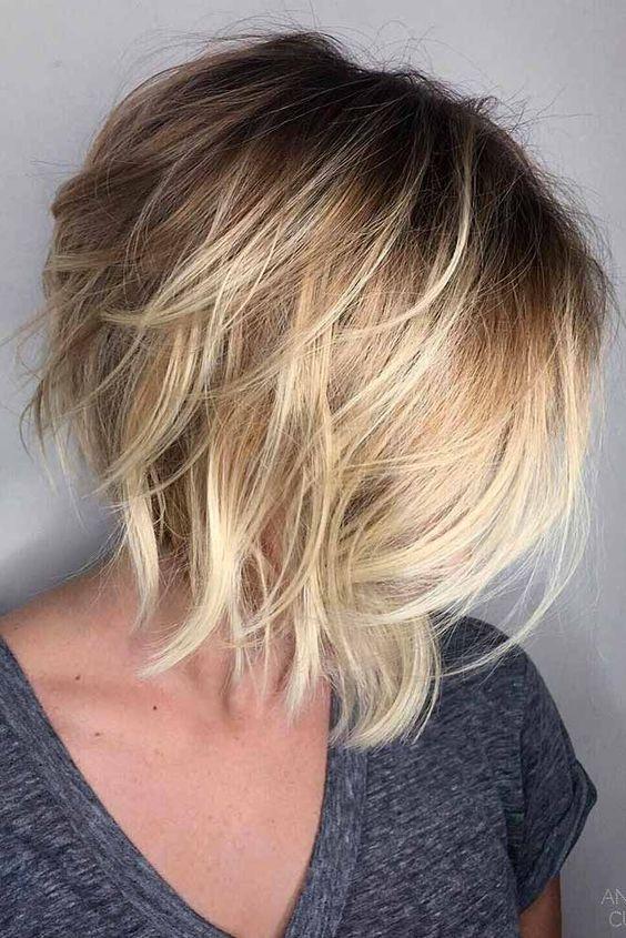 23 Messy Bob Hairstyles