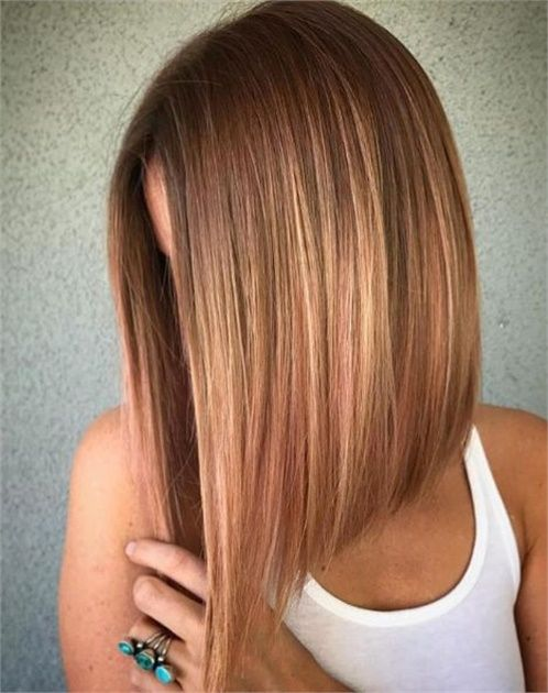 24 Long Bob Hairstyles