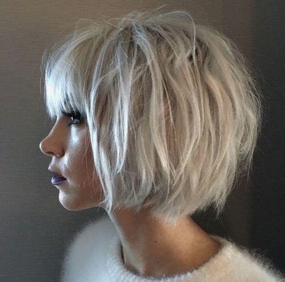 32 Messy Bob Hairstyles