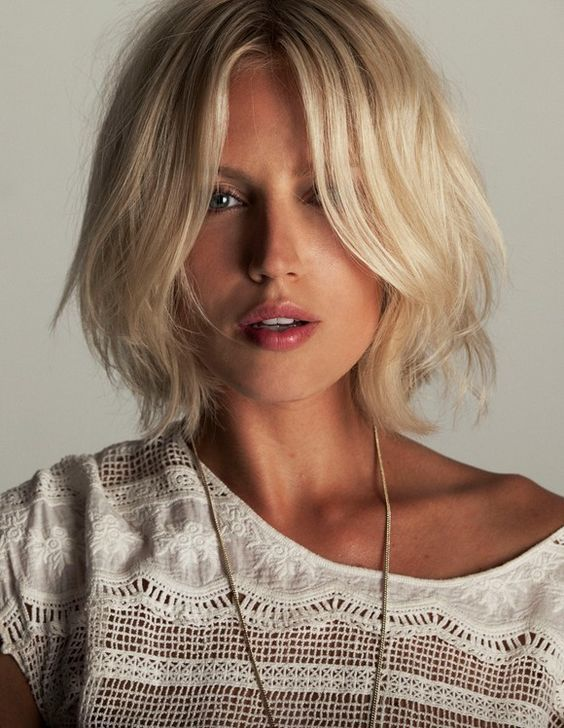 34 Messy Bob Hairstyles