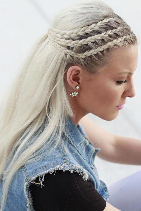 38 Side Braid Hairstyles