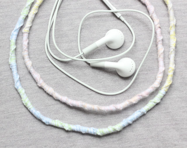 4 Friendship Bracelet Headphones