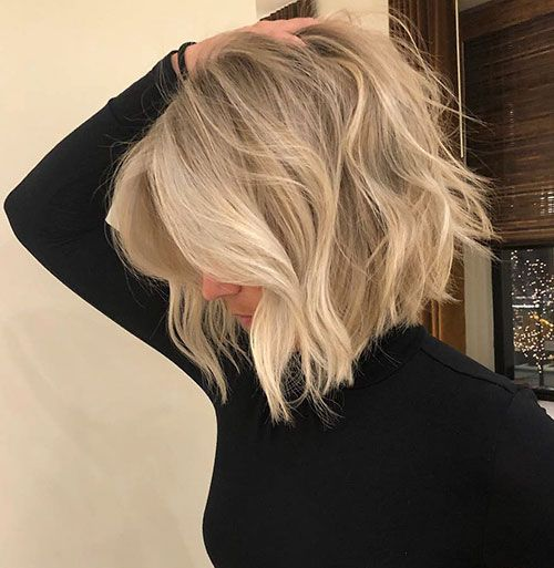 4 Messy Bob Hairstyles