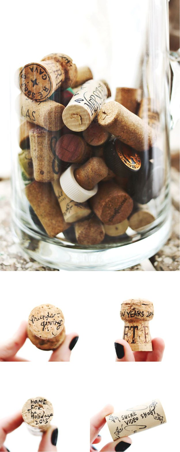 49 Awesome Diy Wine Cork Crafts Projects And Ideas Page 40