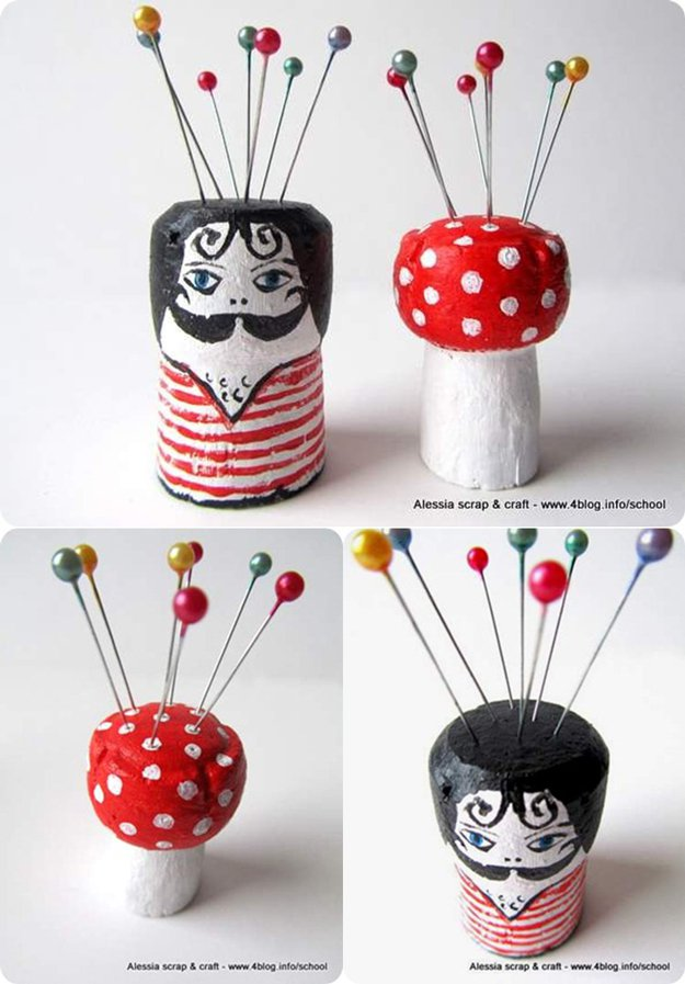 41 Adorable Pin Cushions