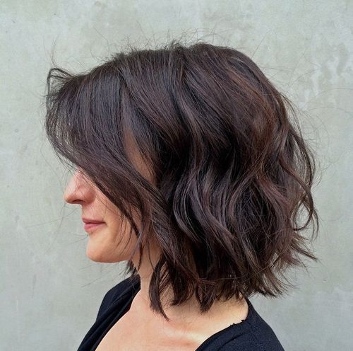 46 Messy Bob Hairstyles