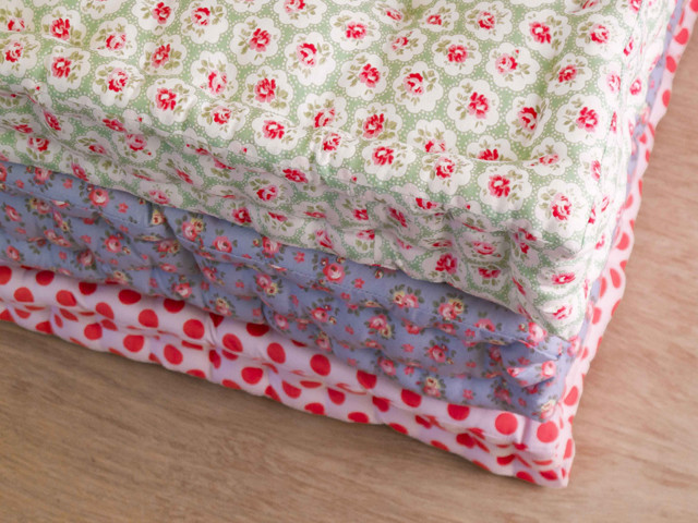 5 Quilted Floor Cushion