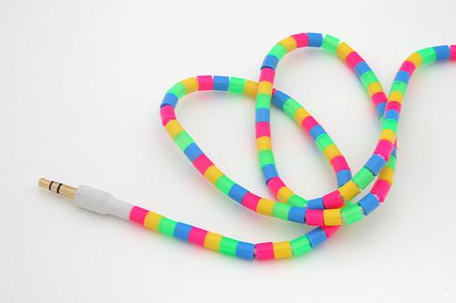 5 Rainbow Headphones