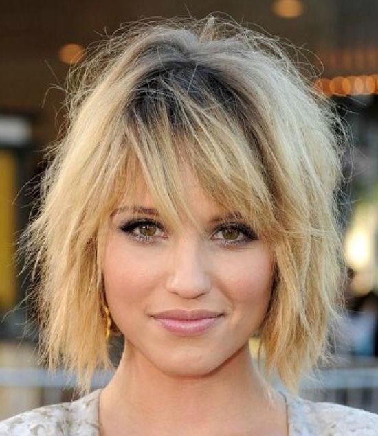 50 Messy Bob Hairstyles