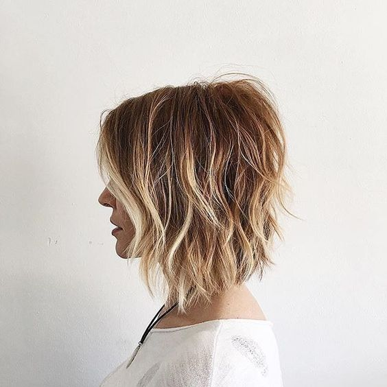 52 Messy Bob Hairstyles