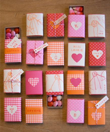 6 Gift Box for candy