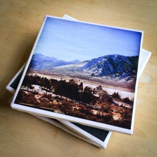6 Instagram Coasters