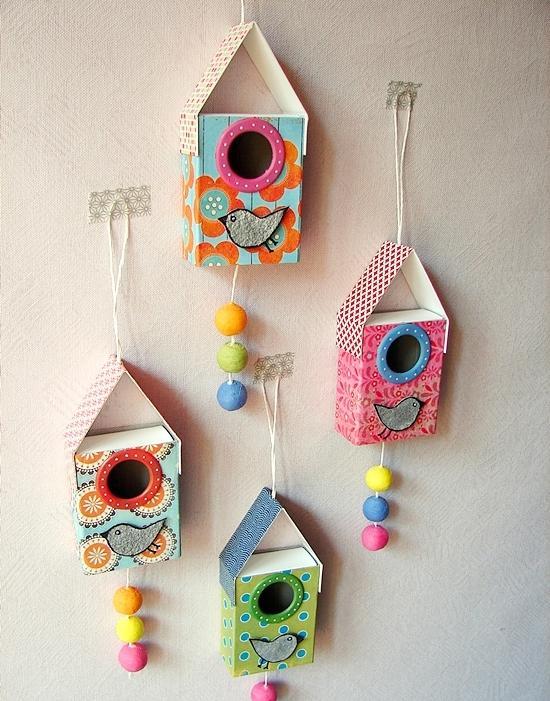 7 Bird Houses