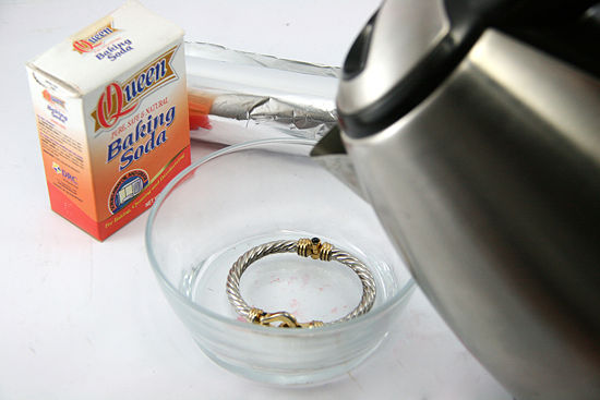 7 how polish silver baking soda