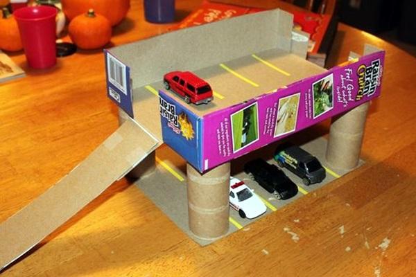DIY-Match-Box-Art-Ideas-For-Kids-20