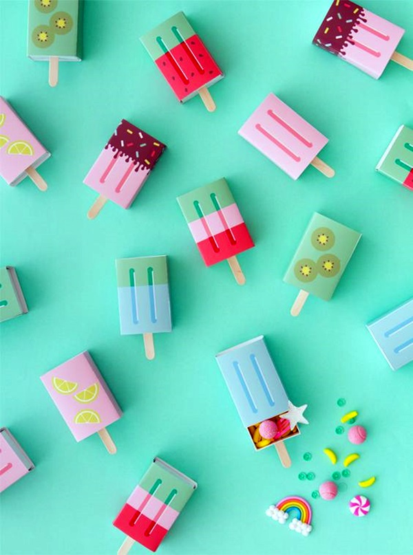 DIY-Match-Box-Art-Ideas-For-Kids-24