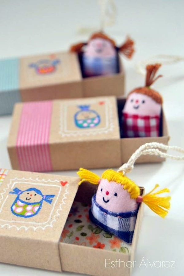 DIY-Match-Box-Art-Ideas-For-Kids-4