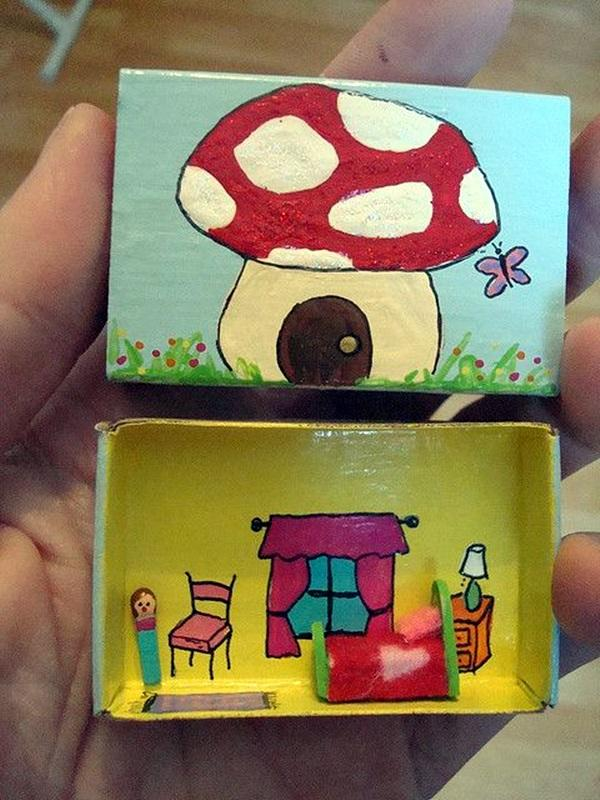 DIY-Match-Box-Art-Ideas-For-Kids-5