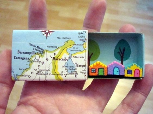 DIY-Match-Box-Art-Ideas-For-Kids-8