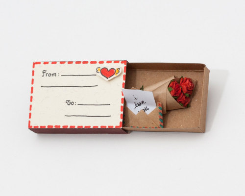 DIY Match Box Crafts Ideas 10