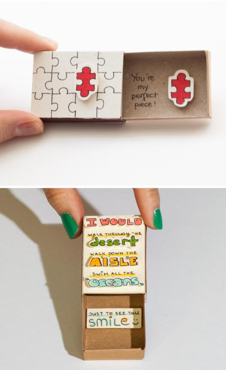 DIY Match Box Crafts Ideas 3