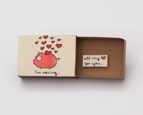 DIY Match Box Crafts Ideas 6