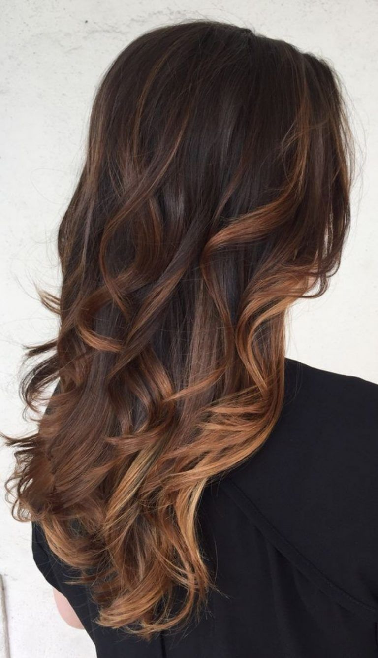 1 Soft Ombre Hairstyles