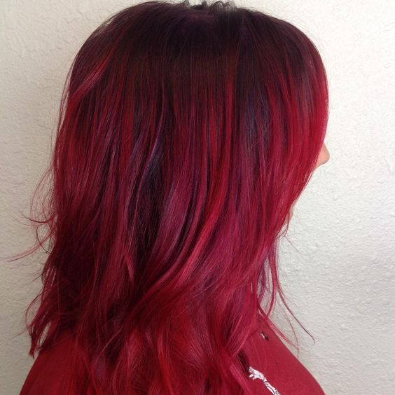 10 Red Hair Color