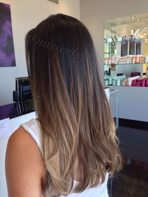 10 Soft Ombre Hairstyles