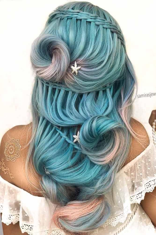 12 Pastel Blue Hairstyles