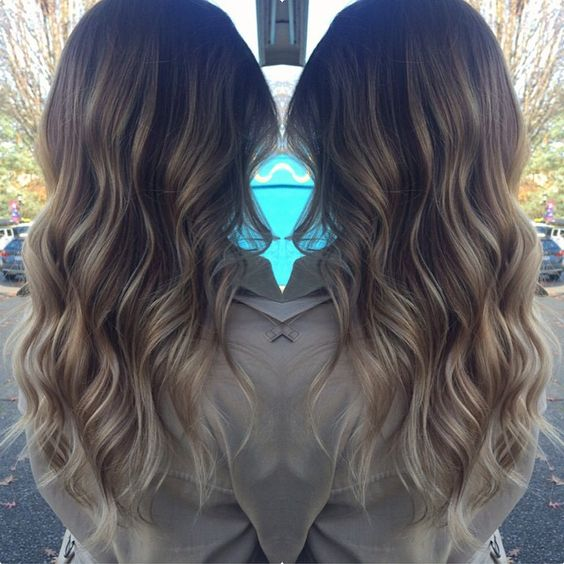 12 Soft Ombre Hairstyles