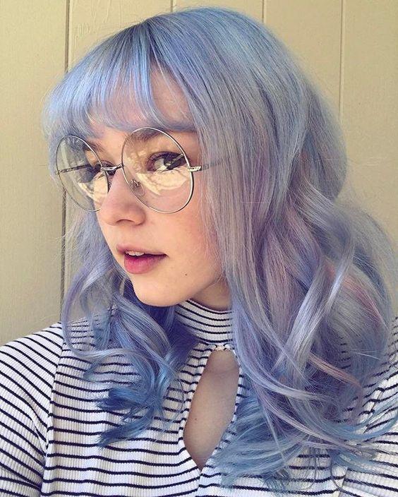 13 Pastel Blue Hairstyles