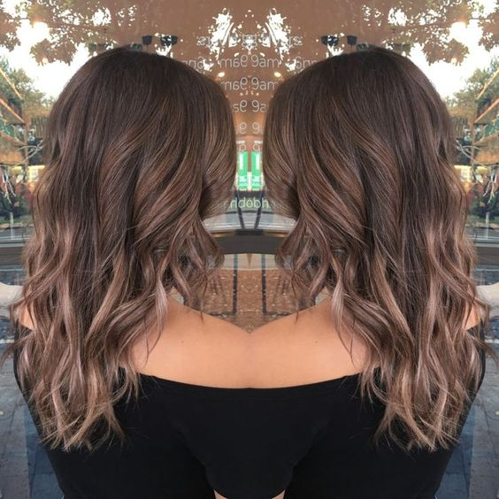 13 Soft Ombre Hairstyles