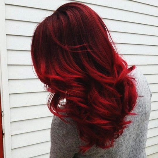 15 Red Hair Color