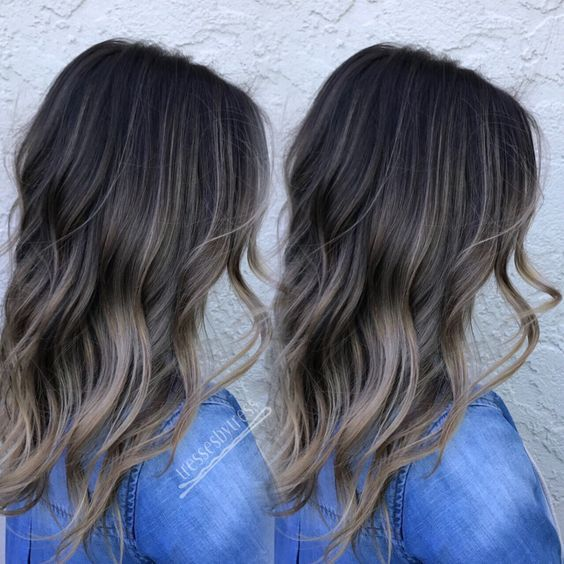 17 Soft Ombre Hairstyles