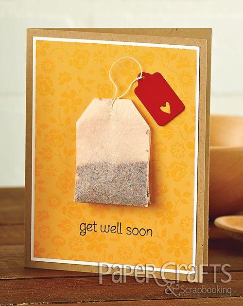 18 Handmade Get Well Soon Cards