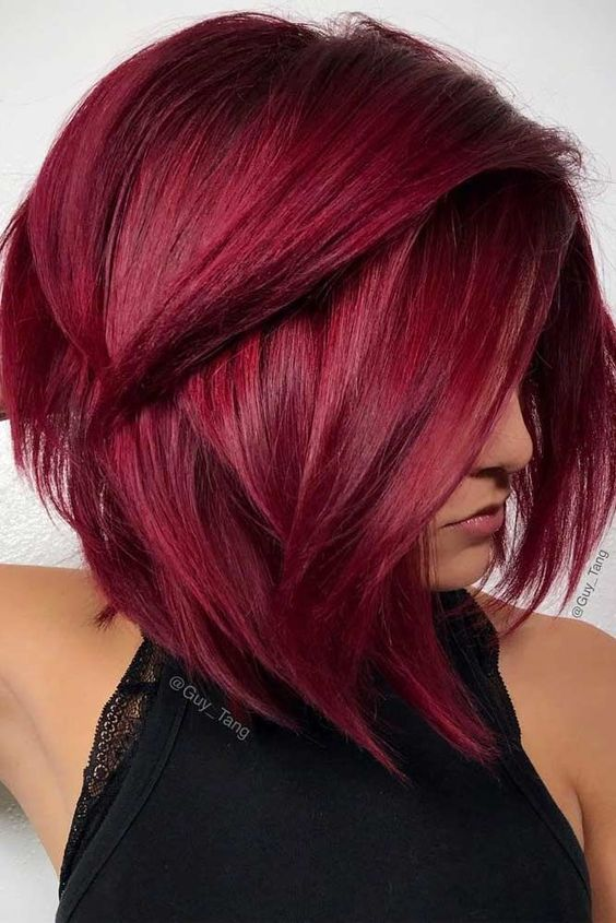 18 Red Hair Color