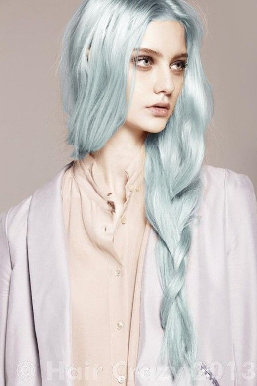 19 Pastel Blue Hairstyles