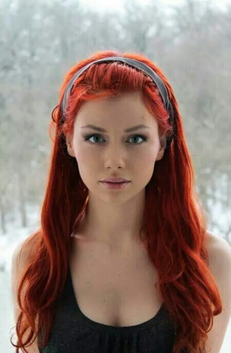 2 Red Hair Color