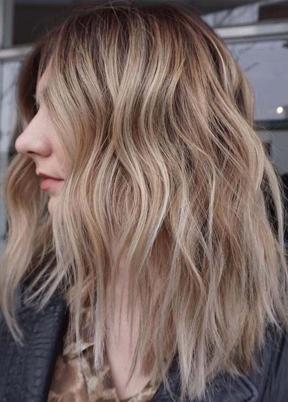 2 Soft Ombre Hairstyles