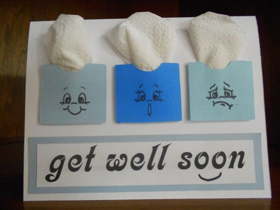 21 handmade get well soon cards ideas  page 20  foliver blog