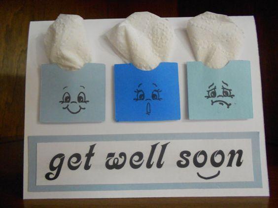 20 Handmade Get Well Soon Cards