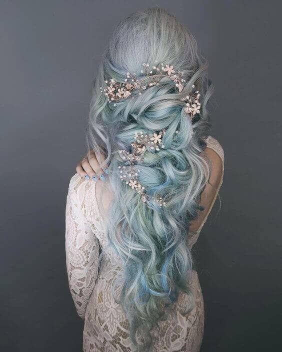 20 Pastel Blue Hairstyles
