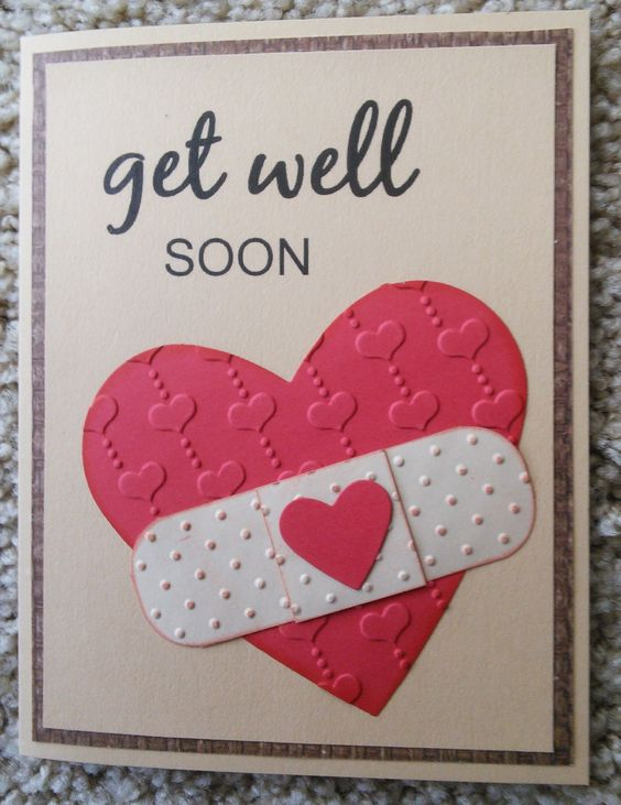 21 Handmade Get Well Soon Cards