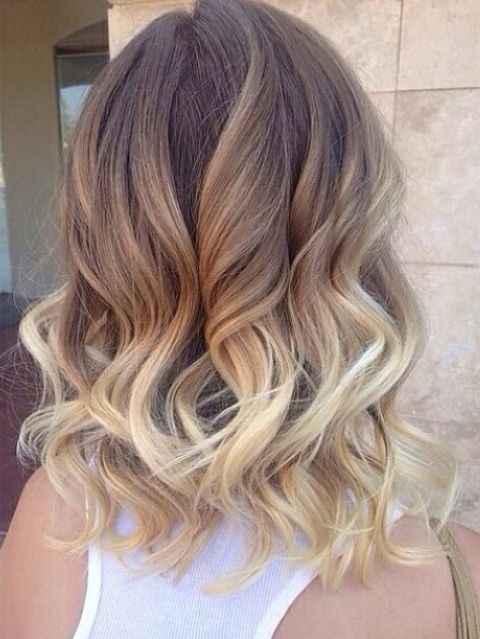 21 Soft Ombre Hairstyles