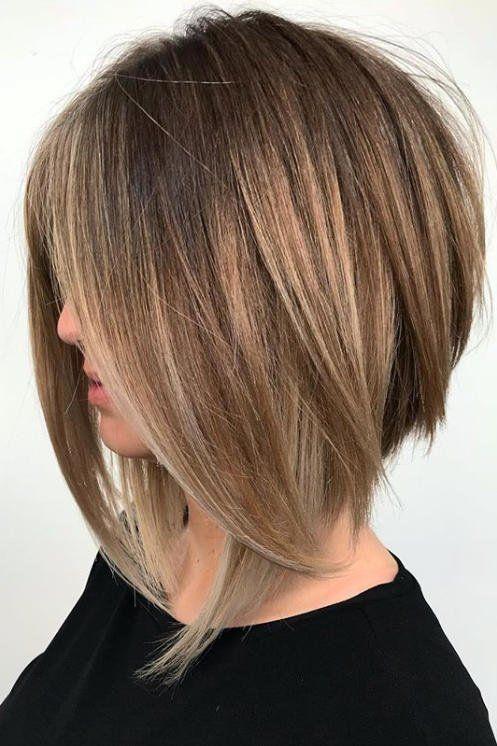 22 Medium Bob Hairstyles